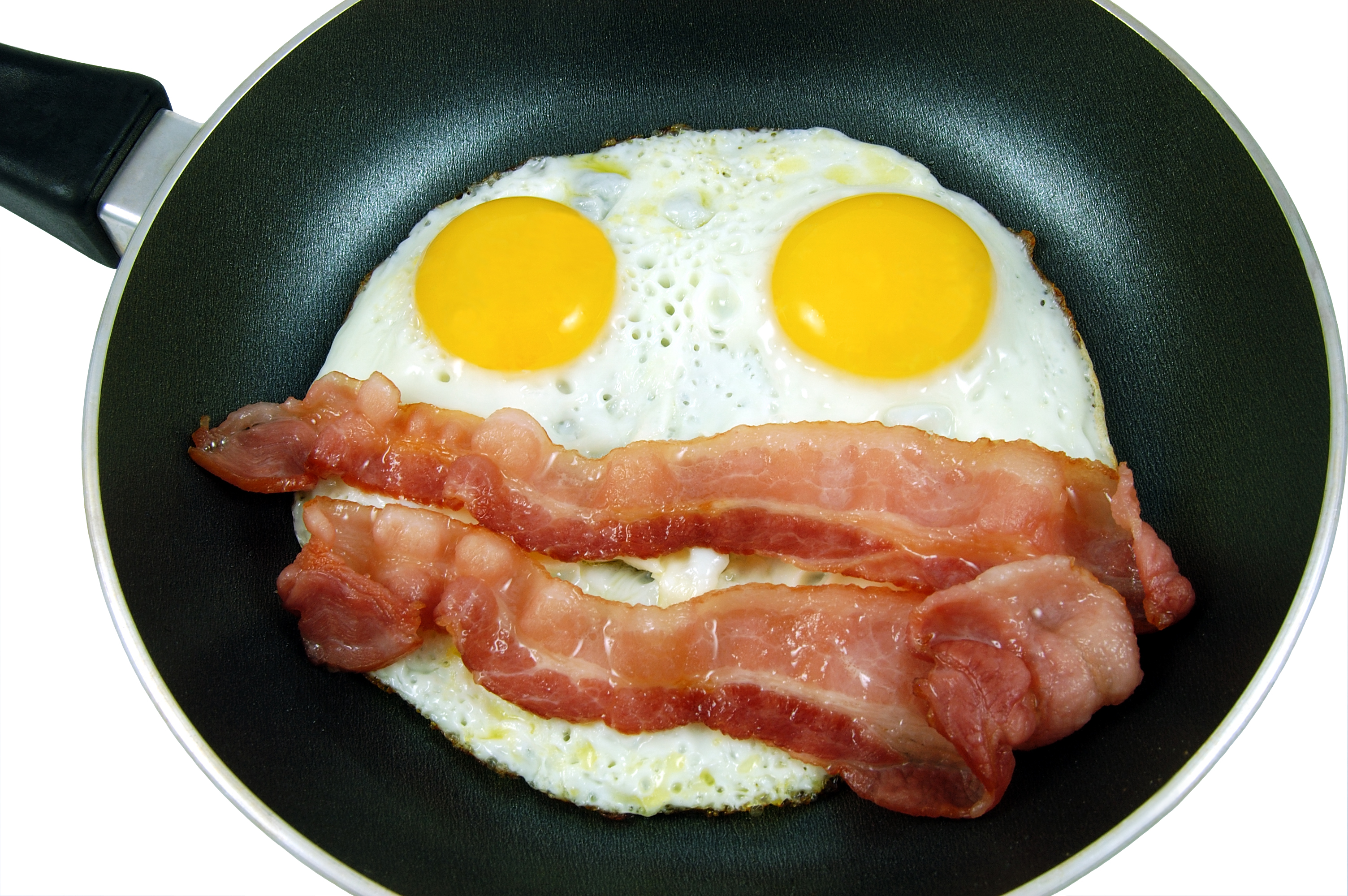 Bring on the bacon and eggs! | Stuff that may only interest me