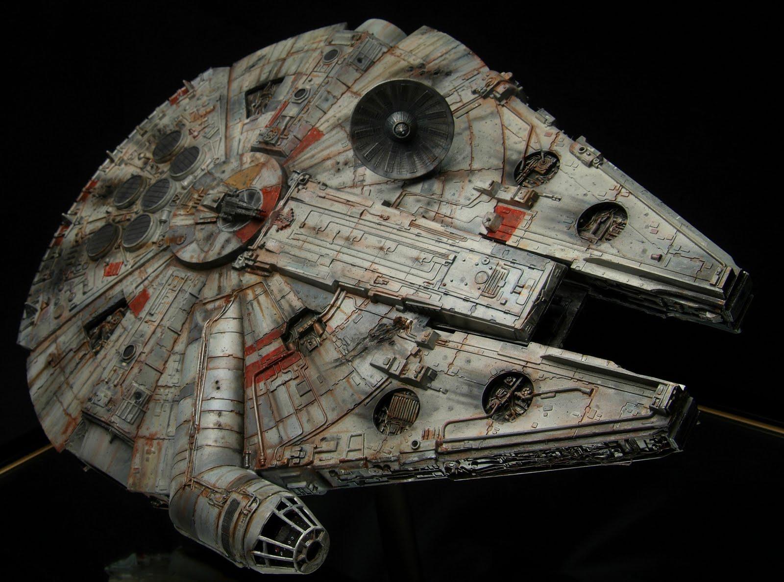 star wars millenium falcon - photo #24