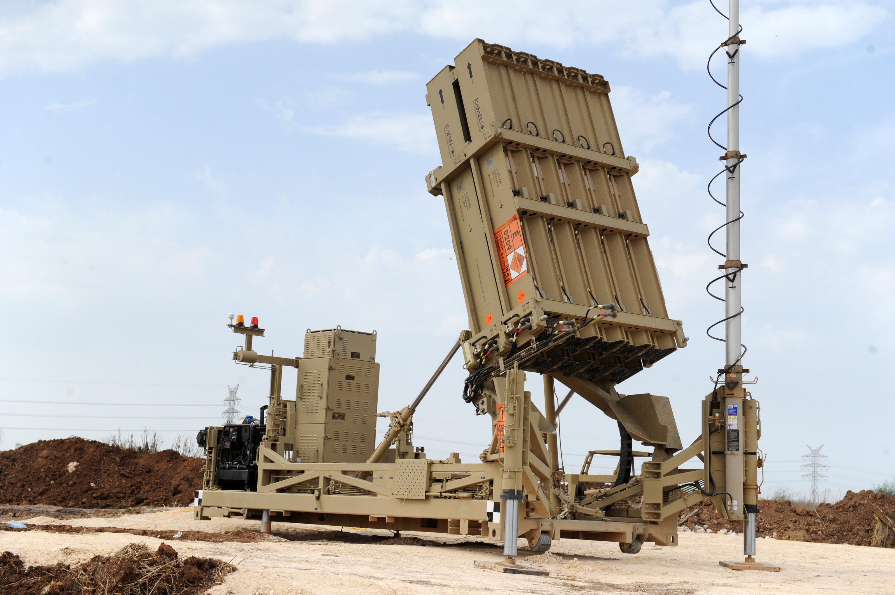 Iron-Dome-battery