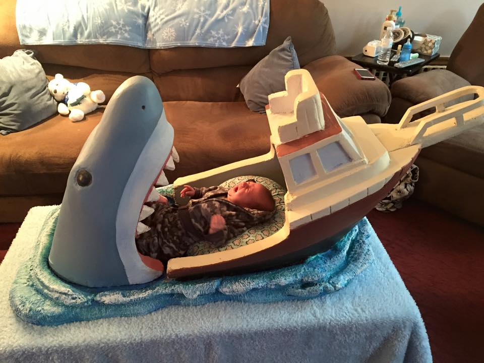 Perhaps not the best baby shower gift | Stuff that may only ...