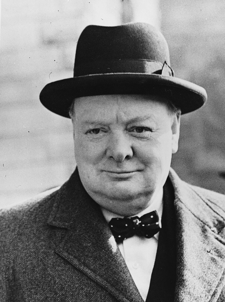 a biography of winston churchill an english politician Sir winston churchill facts: the english statesman and author sir winston leonard spencer churchill (1874-1965) led britain during world war ii and is often described as the savior of his country.