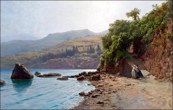 Lev-Lagorio-Crimea-Sea-1889