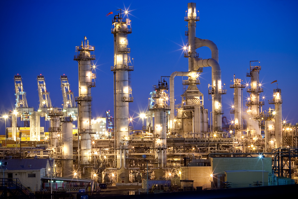 a report on tosco oil refinery and the government standards in petroleum industry refinery operation