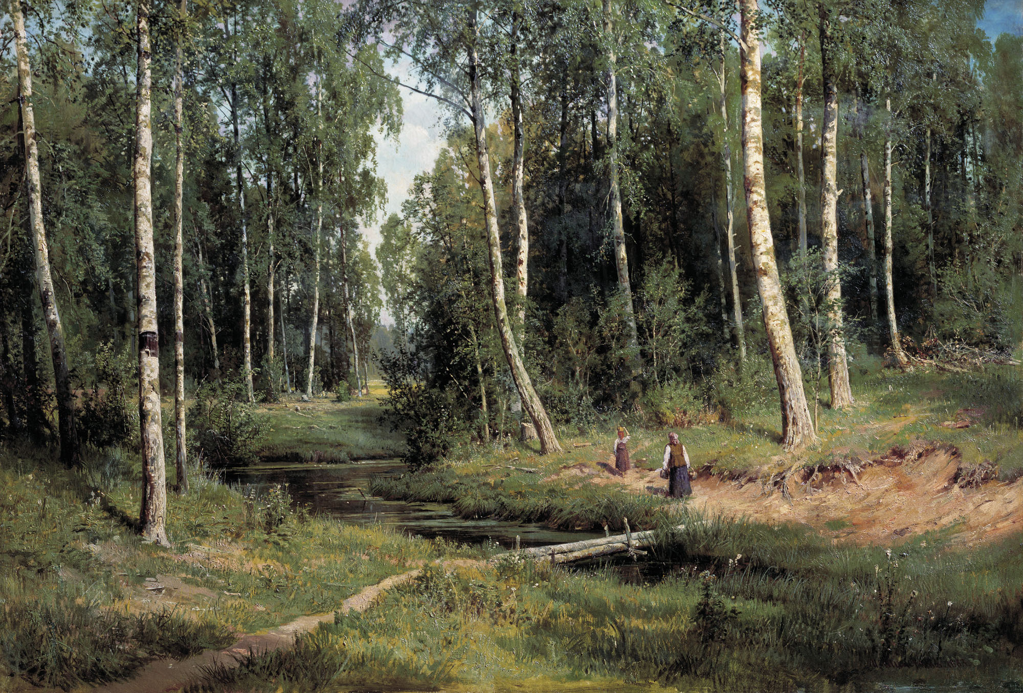 in-the-birch-tree-forest-1883