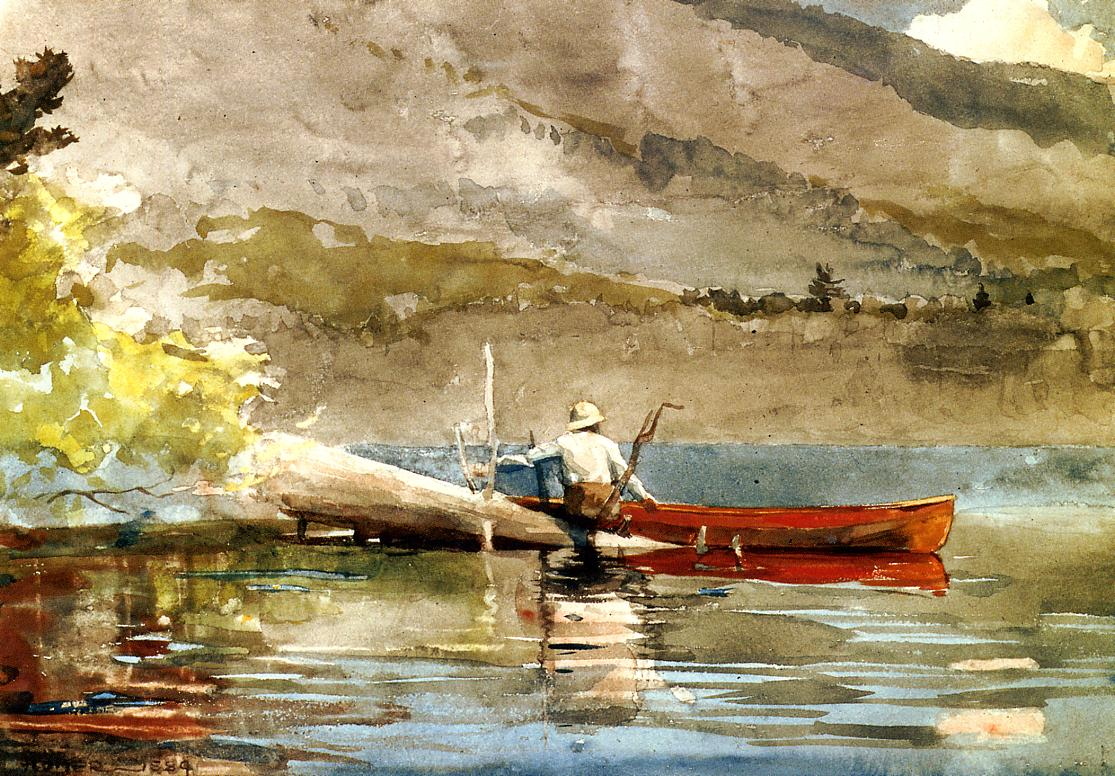 the-red-canoe-1884