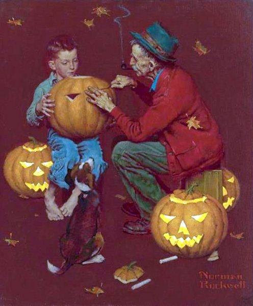 halloween-old-man-and-boy
