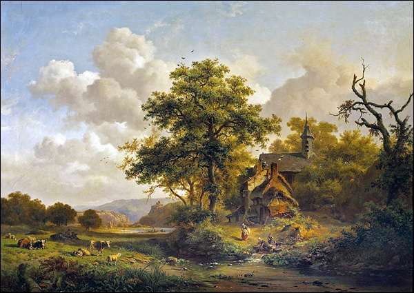 frederik-kruseman-rustic-landscape